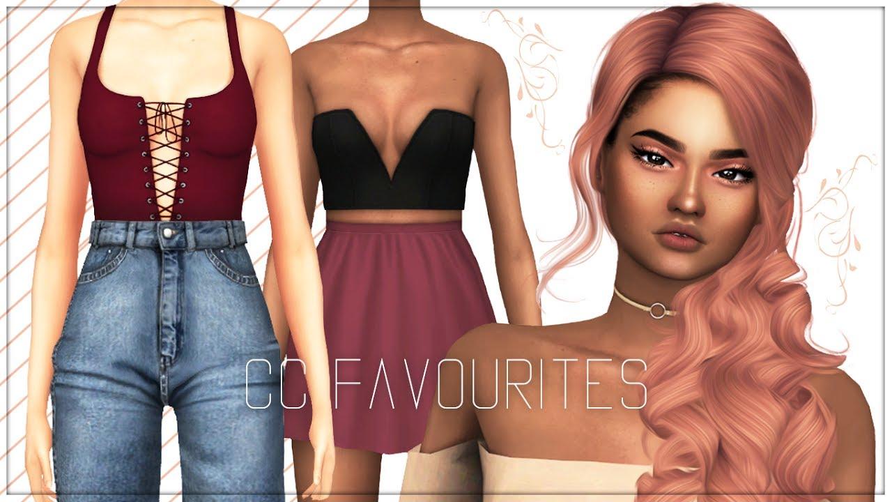 The Sims 4 | CC Favourites | Showcase #2