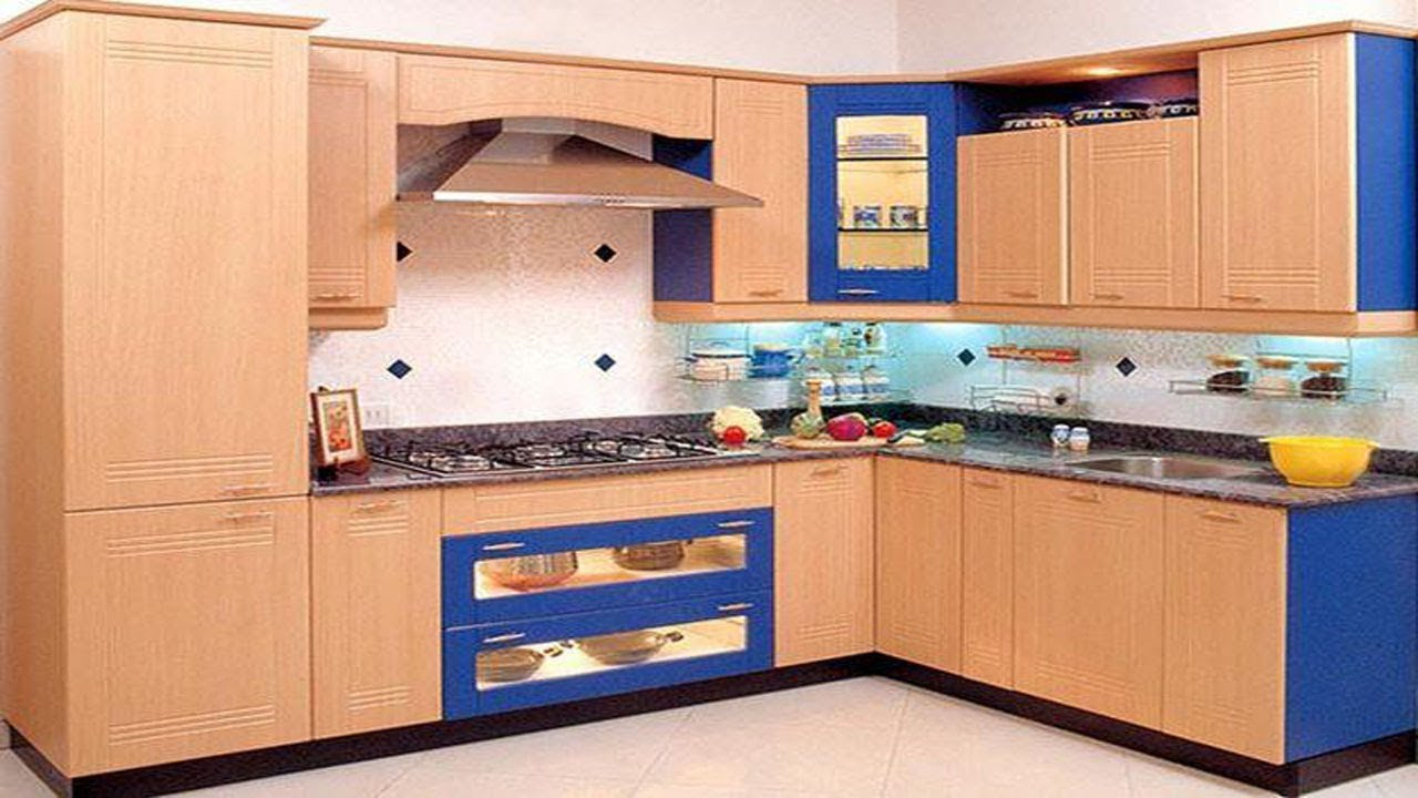 Kitchen Design Ideas India | Modular Kitchen Designs For Small Space And  Big 2018 For House