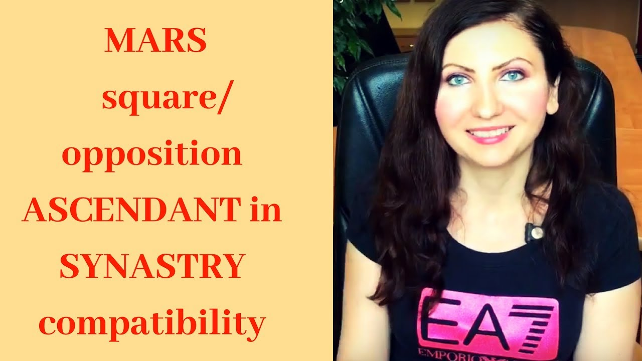 Mars square/opposition Ascendant in Synastry