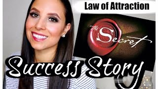 LAW OF ATTRACTION SUCCESS STORY | Erika Moulton