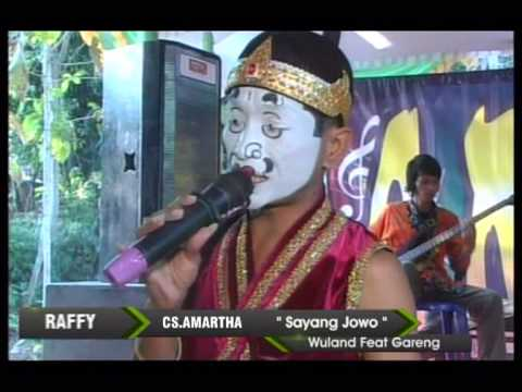 Sayang Jowo - Wulan Ft. Gareng CS. AMARTHA