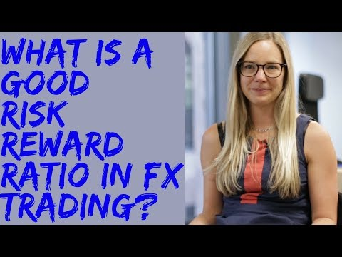 Forex Trading: Risk versus Reward Ratio