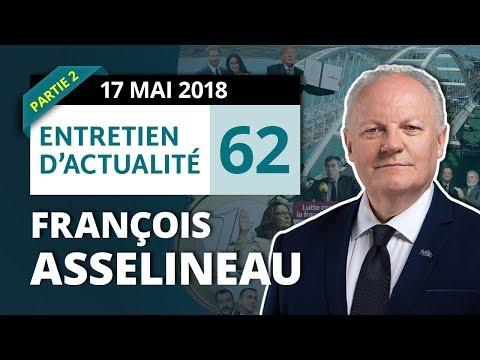 ENTRETIEN N°62 - Partie 2 : Accord Iranien - Privatisations - Italie - Euro - Harry - Cahuzac - Lula