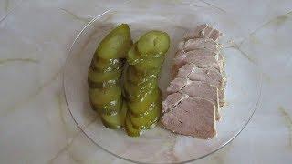 Как приготовить вырезку свиную. Просто и вкусно! (Не для продвинутых)