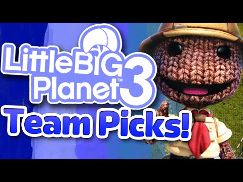 LittleBigPlanet 3 - Team Picks - Venice Venture by SE-MI92