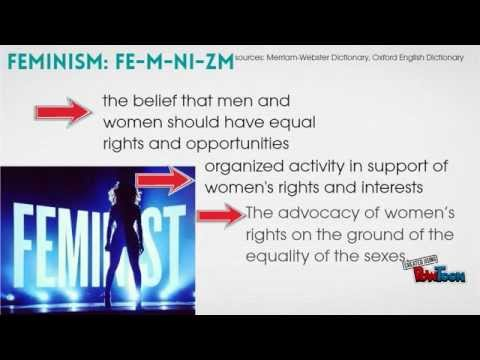 The Three Waves of Feminism