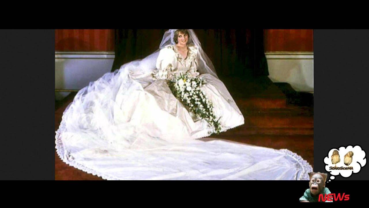 74e1961209d3 L abito da sposa di Lady Diana in regalo a Harry per i suoi 30 anni ...