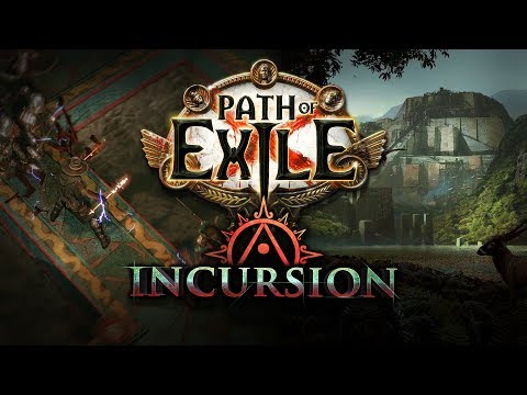 Path of Exile: Incursion Trailer and Developer Introduction