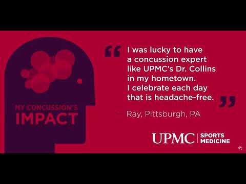 Ray's Concussion | UPMC Sports Medicine
