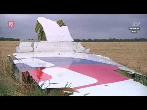 MH17: Plane shot down by Russian-made Buk missile