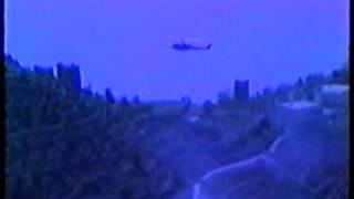 قصة وصول الكهرباء لجبال فيفاء قبل 33 عاماً.. وفيديو يوثق دور الهليكوبتر