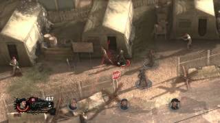 Expendables 2 Gameplay HD PC