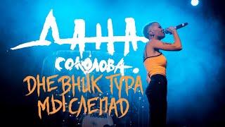 """Дана Соколова — Дневник тура """"Мыслепад"""" (2018)"""