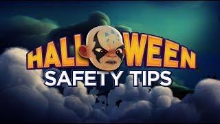 Halloween Safety Tips | Skylanders Academy | Skylanders