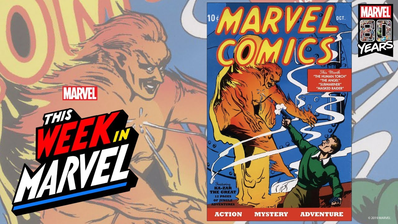 3 Reasons to Read Marvel Comics (1939) #1 | This Week In Marvel