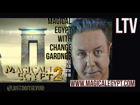 Magical Egypt With Chance Gardner
