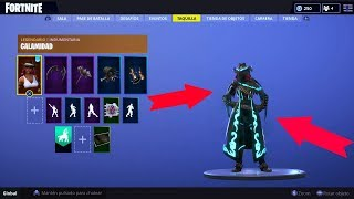 Fortnite PHASE 5 of the CALAmITY skin
