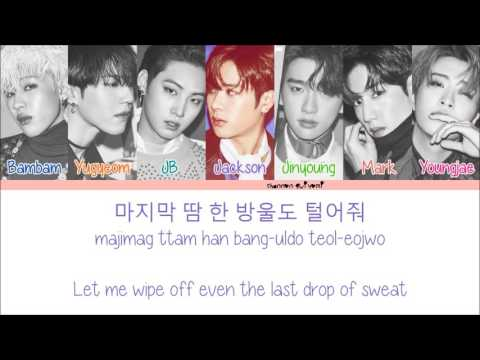 GOT7 - Go Higher Color Coded Lyrics (Han/Rom/Eng)