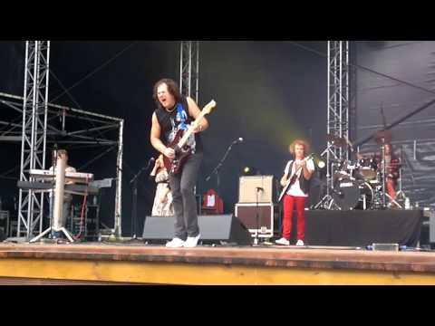 Mickey Finn's T.Rex - 'Teenage Dream' Live Dresden July 2012