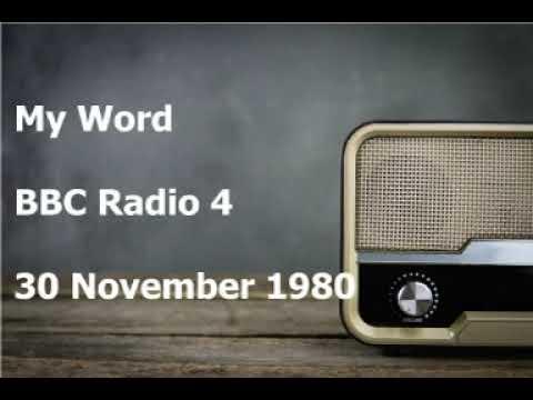 My Word - 30 November 1980