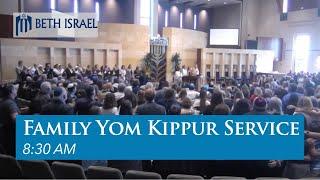 Yom Kippur Family Service (September 16, 2021)