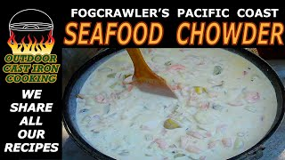 Fogcrawler's Pacific Coast Seafood Chowder
