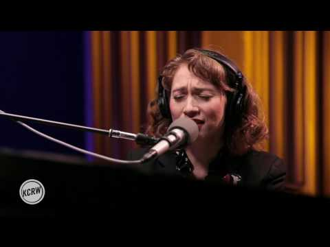 "Regina Spektor performing ""Samson"" Live on KCRW"