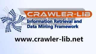 Crawler-Lib Framework - Infrastructure for Service Oriented Architecture and Big Data