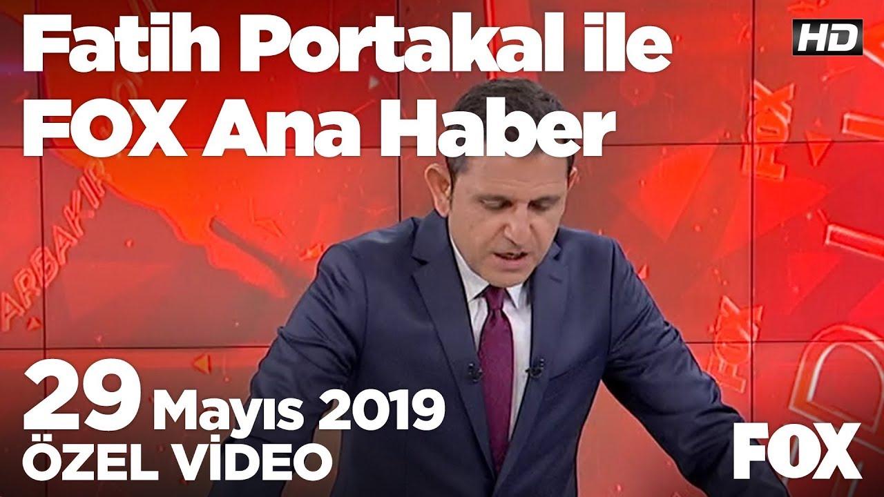 Pençe Harekatı'nda 2.Gün... 29 Mayıs 2019 Fatih Portakal ile FOX Ana Haber