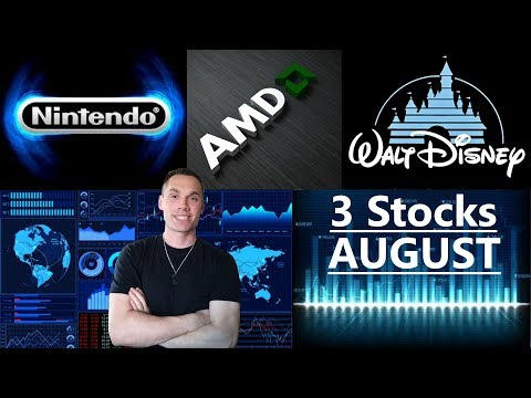 3 Stocks I'm Investing In - AUGUST 2017 (AWOF)