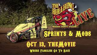 Sprints and Mods 10/13/18 the Movie