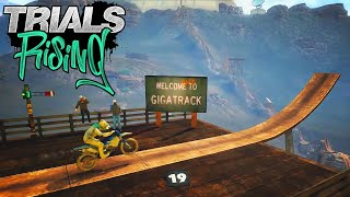 Trials Rising - Official 'Welcome Back to the Gigatrack' Trailer