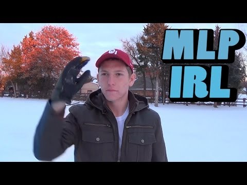 Download Youtube: MLP IRL: Winter Mess Up