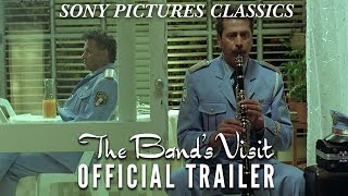 The Band's Visit | Official Trailer (2007)