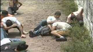 скрита камера, Луди бразилци - Crazy Brazilian Prank, GUNSHOT ! Beware the Shooter !