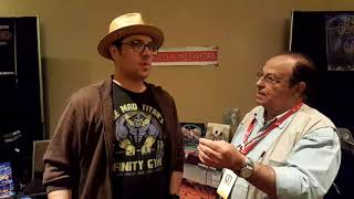 Indigenous Comic Con 2017 - Isleta Resort & Casino | Interview Lee Francis IV