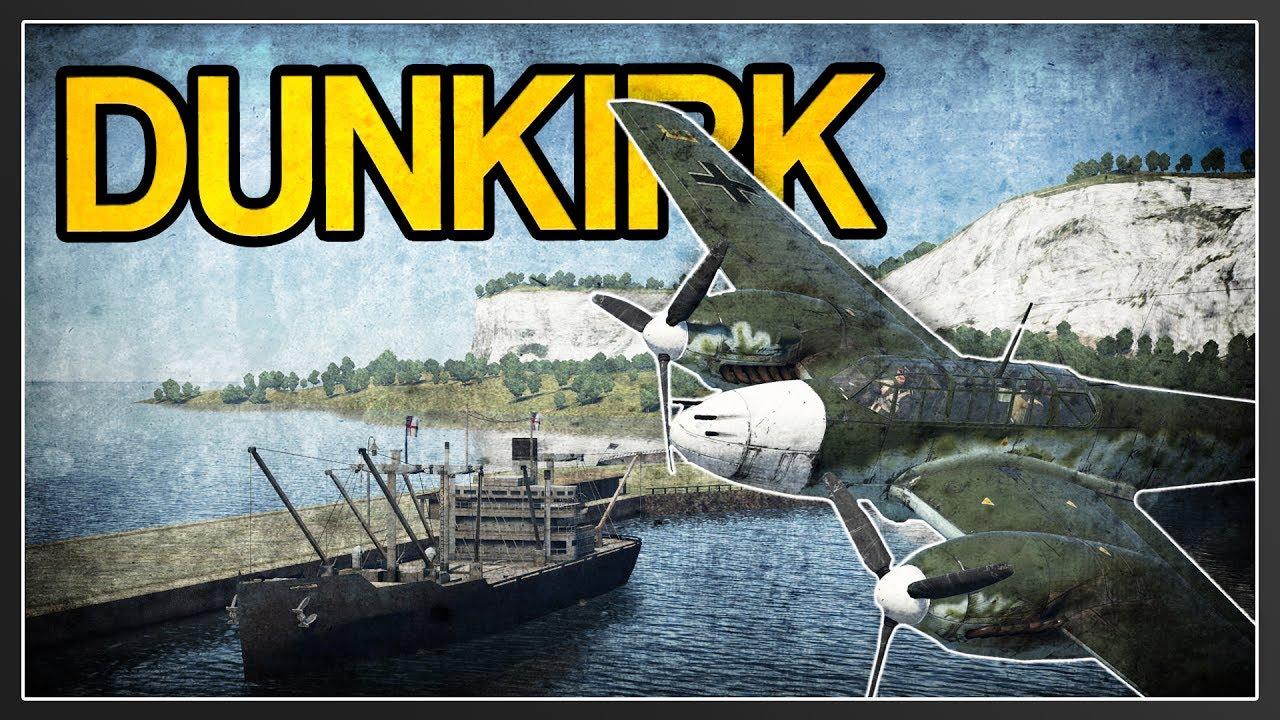 Dunkirk Deutsch