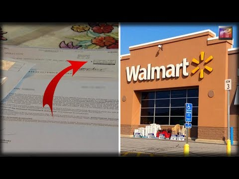 Check Your Mail Now! IF You Got A Check From Walmart, Here's What It Means…
