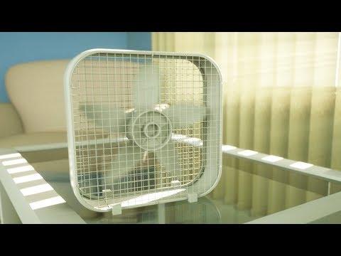 Box Fan Sleep Sounds White Noise | Fall Asleep & Stay Sleeping All Night | 10 Hours