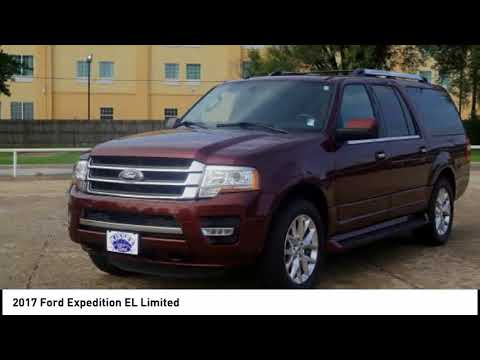 2017 Ford Expedition EL Claremore OK P7030