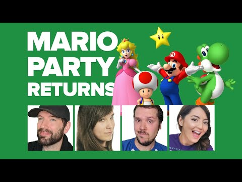 Mario Party Online! AVOID RAGE DELETING THE CHANNEL CHALLENGE!