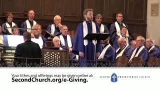 08 Offertory:  I Will Lift Up Mine Eyes     Michael Head (1900-1976)