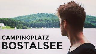 Der Campingplatz Bostalsee, meine Heimat