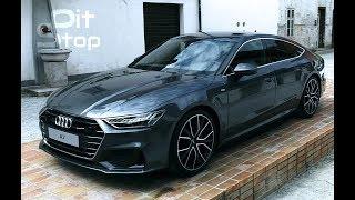 2018 Audi A7 Sportback 50 TDI Quattro Review