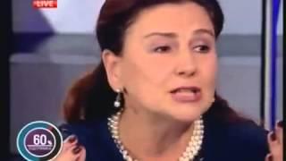 Инна Богословская расплакалась на шоу Шустер Live