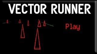 Vector Runner - Game Preview