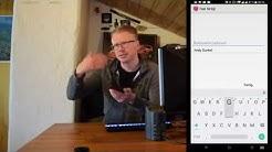 Android: Gmail-Konto in K9 Mail einrichten