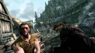 Видео обзор игры — The Elder Scrolls 5  Skyrim