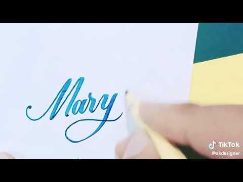 Maryam name video WhatsApp status - YouTube