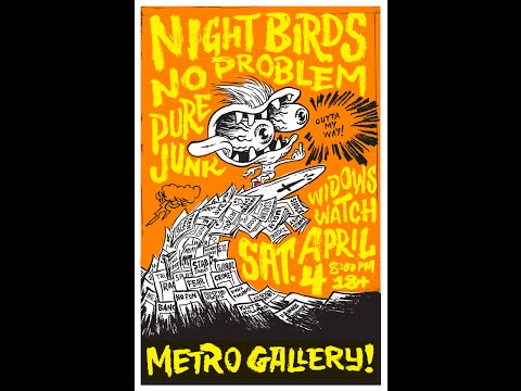 NIGHT BIRDS Full Set LIVE [HD]